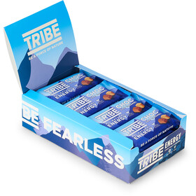 TRIBE Infinity Energy Oat Bar Box 16x50g, choc salt caramel